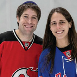 Orthodox Female Ice Hockey Player Has 'Jewish Pride'