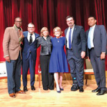 'Hate Has No Place' at the Kaplen JCC in Tenafly