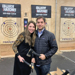 Yeshivat Noam 'Parents Night Out'  Held at Bury The Hatchet