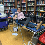 MTA Hosts First Blood Drive of the Year