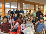 JKHA and RKYHS Students Team Up to Help Homeless