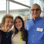 Yeshivat Frisch Welcomes Grandparents