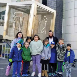 Anshei Lubavitch Opens Winter Camp