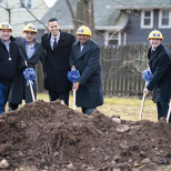 YIOT Breaks Ground for Shul Expansion