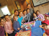 The Moriah School Early Childhood Hosts Bake Sale