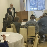 Rabbi Samuel Frankel Addresses YIFL on Enhancing Prayer