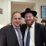 "Englewood's Yeshiva Ohr Simcha Honors Founder Rabbi Yosef Strassfeld, z""l"