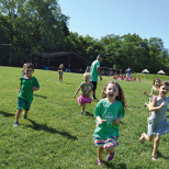 Kaplen JCC Holds Family Fun Day