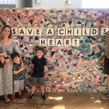 Bears From Bergenfield Shares Hearts and Hugs With SACH in Israel