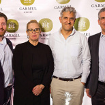 Carmel Winery Launches New Labeling at Wine Pairing Dinner