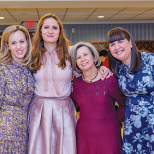 Lamdeinu Holds Fifth Annual Chanukah Breakfast and Plans Women's Melave Malka