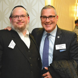First-Ever Hatzalah Statewide Event Held in Newark