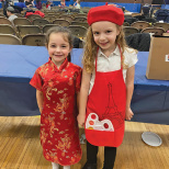 JEC Primer Holds 'Around The World' Celebration