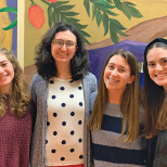 Frisch Students Win  New Jersey Scholastic Art and Writing Awards