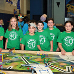SAR Academy Hosts FIRST Lego League Qualifying Tournament