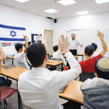 The Day to Day Life of Naale Students at Shaalvim