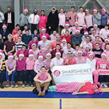 TABC Raises Close to $7,000 on Pink Day