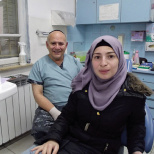 New Oleh Dentist Makes a Difference in Jerusalem