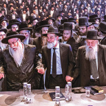 A Spectacular Dirshu World Siyum in Newark