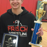 The Jewish Link Sportstar of the Week: Zach Amos