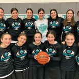 RYNJ 7/8 Grade Girls Basketball Team  Completes Another Run to MJDSBL Champs