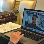 RYNJ Connects Through Distance Learning