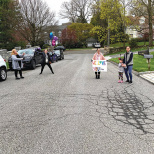 Bi-Cultural Pre-K Teachers Throw a Parade
