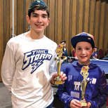 The Jewish Link Sportstars of the Week:  Ori and Yehoshua Schloss