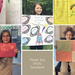 SINAI Schools Gives Thanks