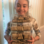 Hillside's Yehudis Muller Runs ALEH Baking Fundraiser for Her Bat Mitzvah