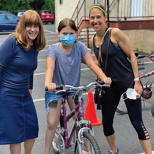 West Orange/Livingston Chesed Committee  Collects and Donates Bikes and Sports Equipment