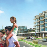 Act Quickly to Move  Into the Lofts Pier Village By This Summer