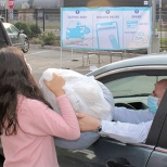Yad Leah Drive-By Clothing Drive Elicits Massive Response