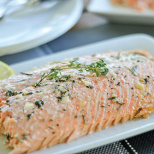 From My Kosher Jerusalem Kitchen: Forgiving Salmon