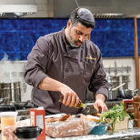 Teaneck Chef Shalom Yehudiel Competes On 'Chopped'