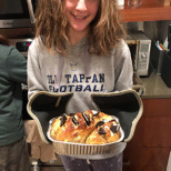 Valley Chabad CTeens Bake Together