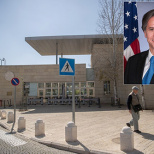 Blinken: 'Embassy Stays in Jerusalem'