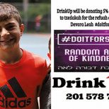 The Drink Up Jewish Link Sportstar of the Week: Aryeh Owrutsky