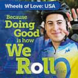 ALYN Hospital Rolls Out 'Wheels of Love' in the US