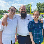 Parsippany Stands Up and Rallies for Israel