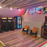The Kave, a Private Arcade Space, Opens in Passaic