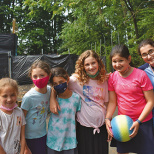 The Excitement Never Stops at Camp Shalom